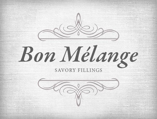 Bon Melange Logo Design