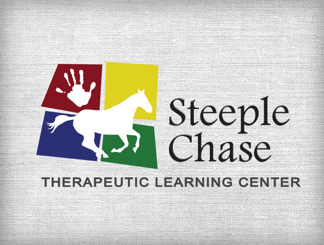 Steeple Chase Logo Design